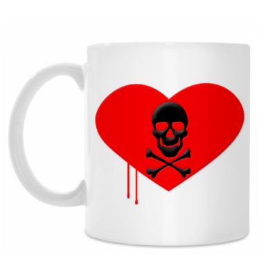 Кружка Love and Death