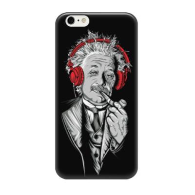 Чехол для iPhone 6/6s Albert Einstein relaxed