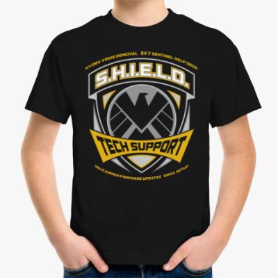 Детская футболка S.H.I.E.L.D.