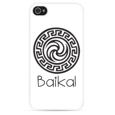 Чехол для iPhone Байкал