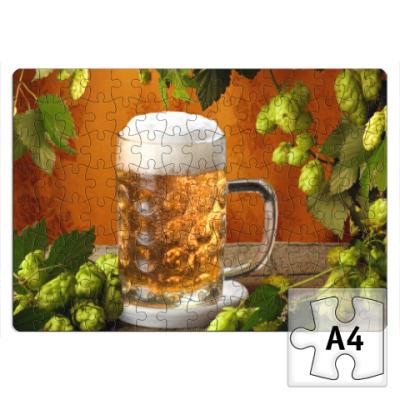 Пазл Кружка пива