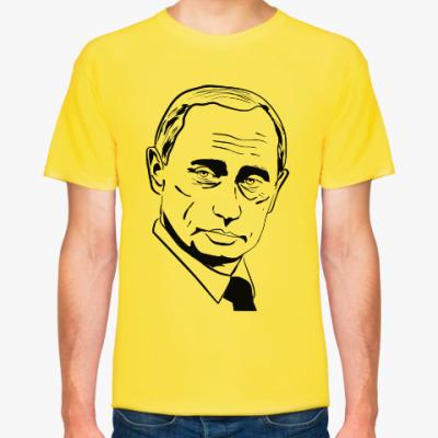 Футболка Владимир Путин