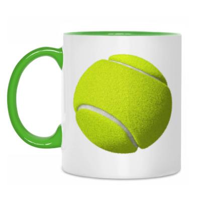 Кружка Теннисный мяч