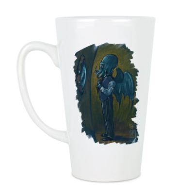 Чашка Латте Фхтфгн, малышка, фхтагн