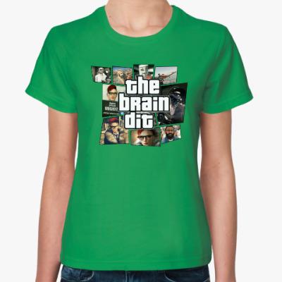 """Женская футболка Женская футболка """"GTA V"""""""