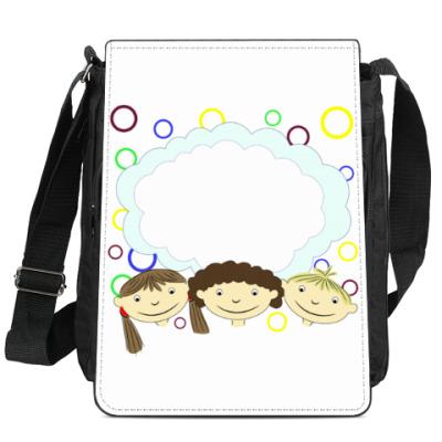 Сумка-планшет Детки