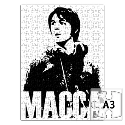 Пазл  The Beatles - -Paul Macca