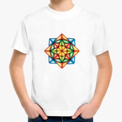 Детская футболка Калейдоскоп Август