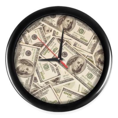 Настенные часы Money