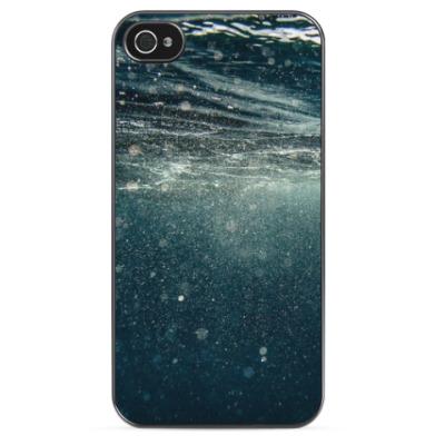 Чехол для iPhone На дне океана