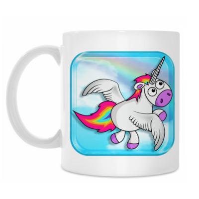Кружка Angel Unicorn
