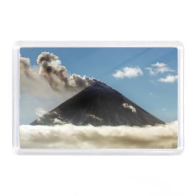 Магнит Камчатка, Ключевской вулкан