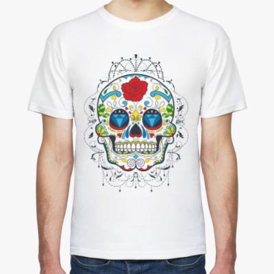 Футболка Sugar Skull