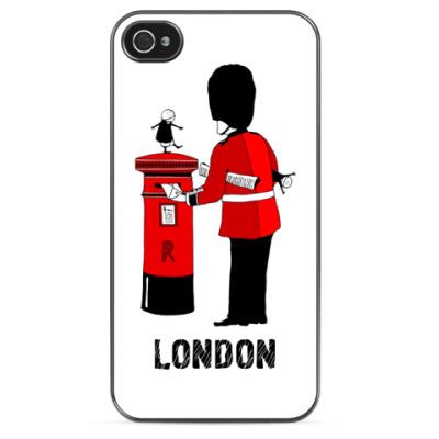 Чехол для iPhone 'Лондон'