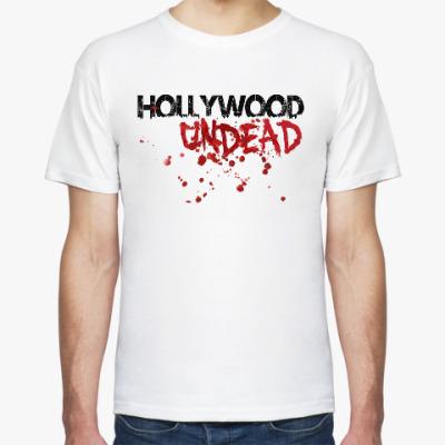 Футболка Hollywood Undead Bloody