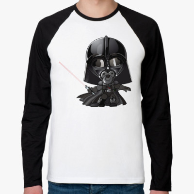 Футболка реглан с длинным рукавом Star Wars: Darth Vader