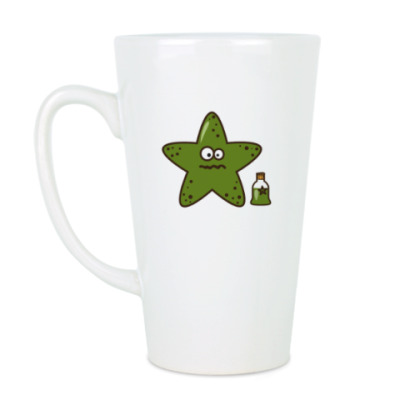 Чашка Латте Любителям яда