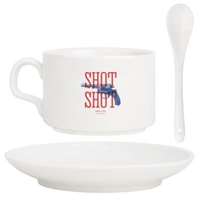 Кофейный набор Оружие СССР