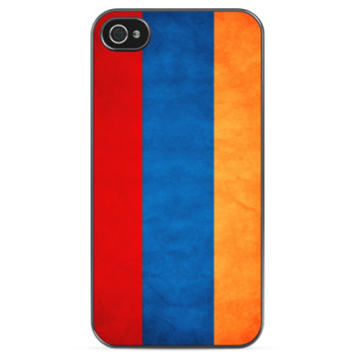 Чехол для iPhone Армянский флаг