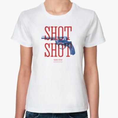 Классическая футболка Оружие СССР