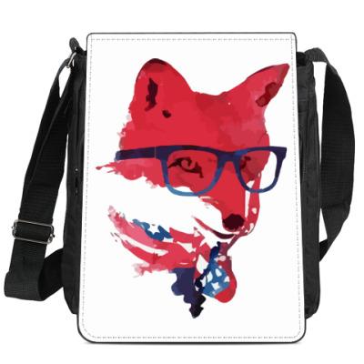 Сумка-планшет Red American Fox