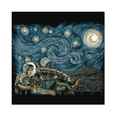 Наклейка (стикер) Звездный Лабиринт