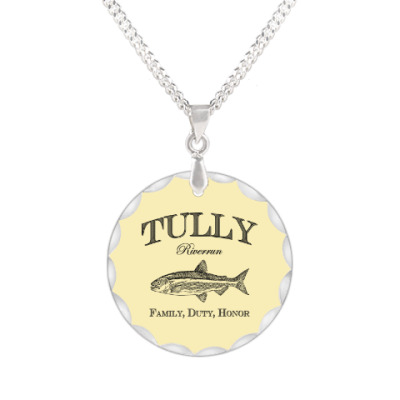Кулон Tully