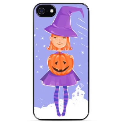 Чехол для iPhone Маленькая ведьма