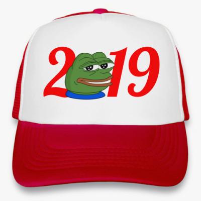 Кепка-тракер Pepe 2019