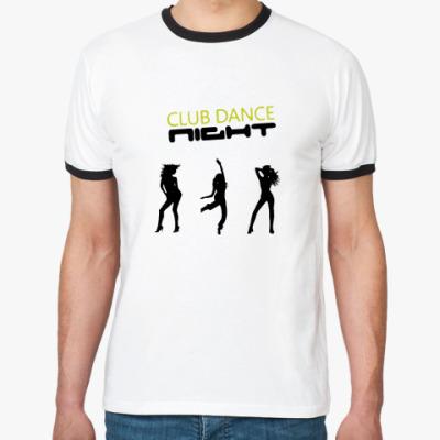 Футболка Ringer-T Клуб