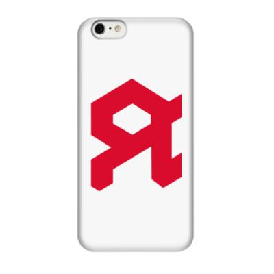 Чехол для iPhone 6/6s Я фанат «Шинника»!