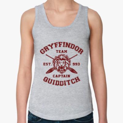 Женская майка Gryffindor Quidditch Team
