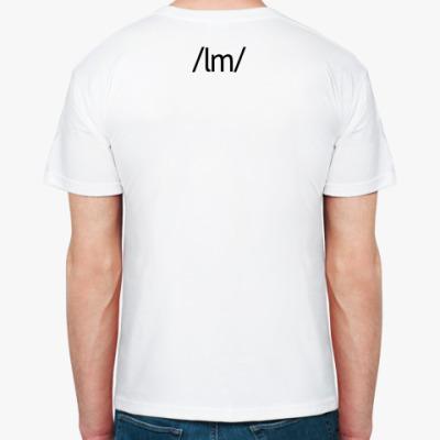футболка NI MADRES.