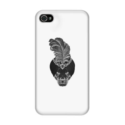 Чехол для iPhone 4/4s Eastern Panther