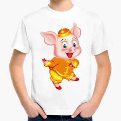 Детская футболка Символ Года
