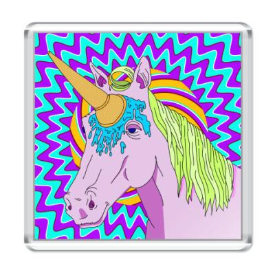 Магнит IceCream Unicorn