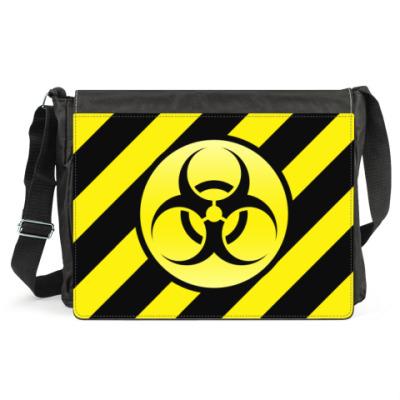 Сумка Знак Biohazard