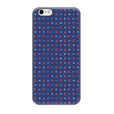 Чехол для iPhone 6/6s  Геометрические узоры