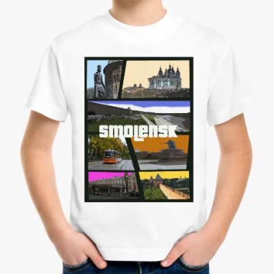 Детская футболка Смоленск