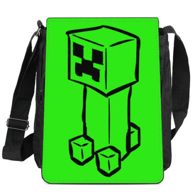 Сумка-планшет Minecraft