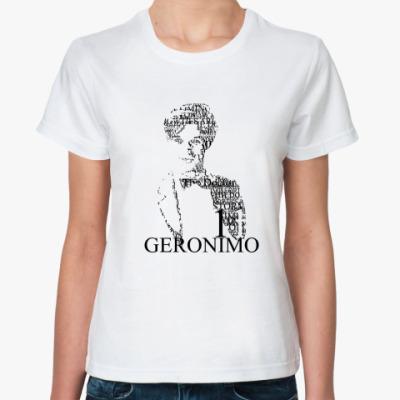 Классическая футболка GERONIMO