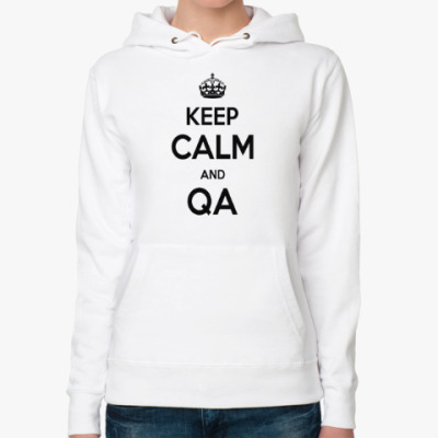 Keep Calm and QA