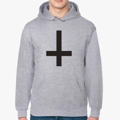 Толстовка худи Крест святого Петра