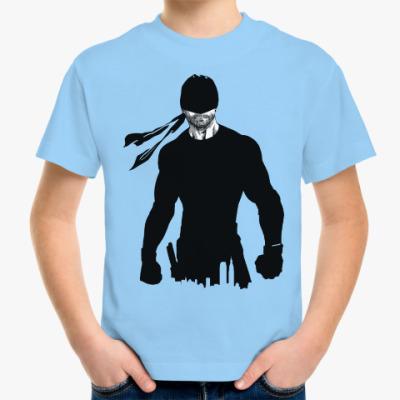 Детская футболка Daredevil