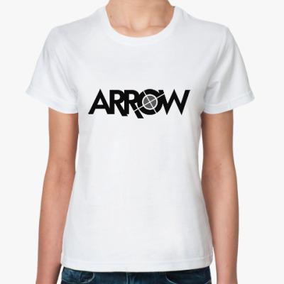 Классическая футболка Arrow