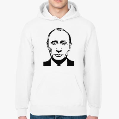 Толстовка худи Путин В. В.