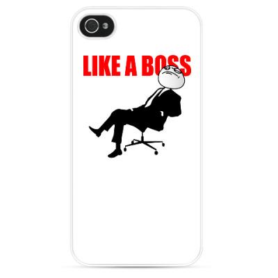 Чехол для iPhone Like A Boss
