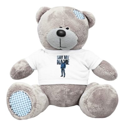 Плюшевый мишка Тедди Heisenberg