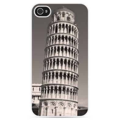 Чехол для iPhone Пизанская башня
