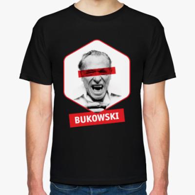 Футболка Буковски супергерой